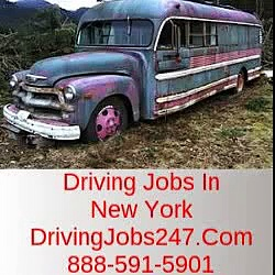 Driving Jobs In New York. Go to DrivingJobs247.Com or 888-591-5901