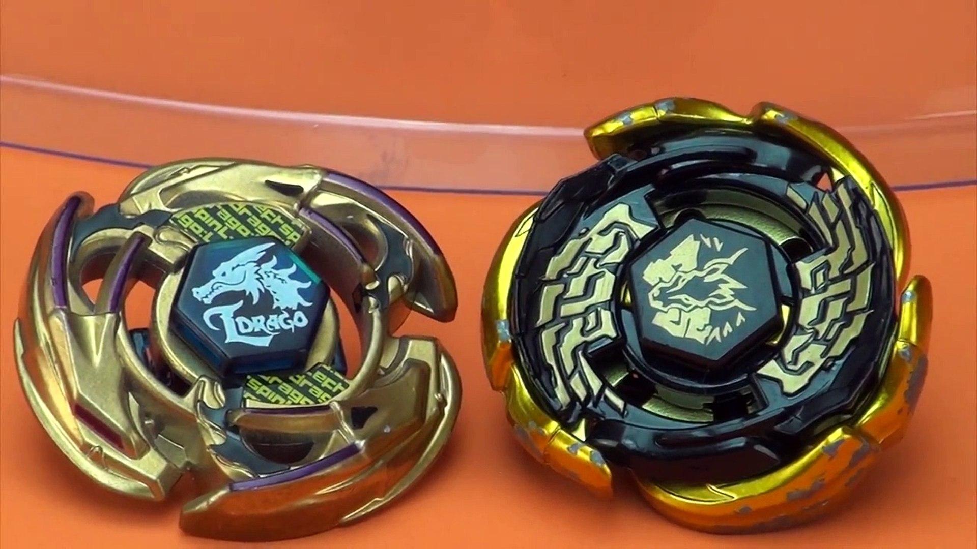 BB105 WBBA LTD GOLD BIG BANG Pegasus Takara Tomy  BB-108 L Drago Destroy F:S