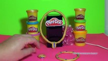 PLAY-DOH Tutorial How to Make Play-Doh Sparkly Jewelry The Engineering Family