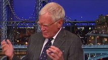 David Letterman Honors Robin Williams - August 19th 2014 - Full