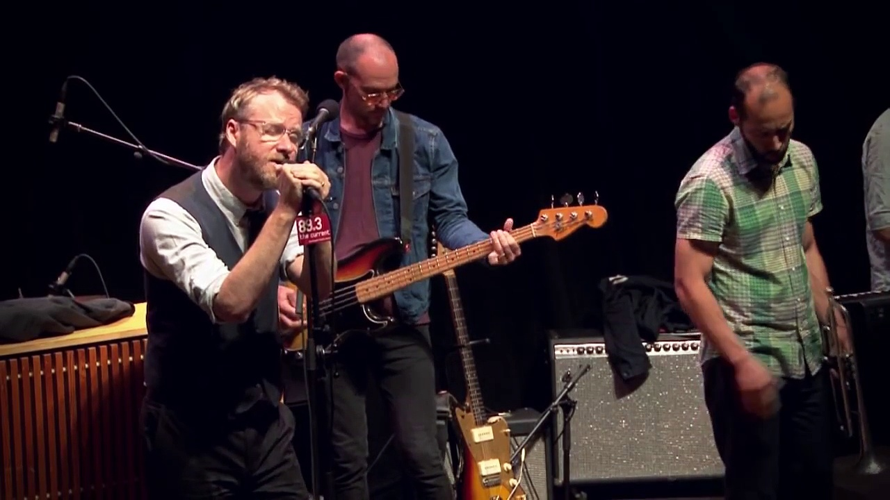 The National – Pink Rabbits (Live on 89.3 The Current)