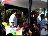Pacquiao gets hero's welcome in Gensan
