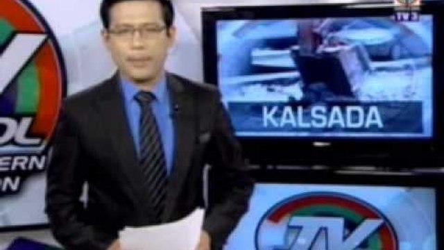 TV Patrol Northern Luzon - May 14, 2015