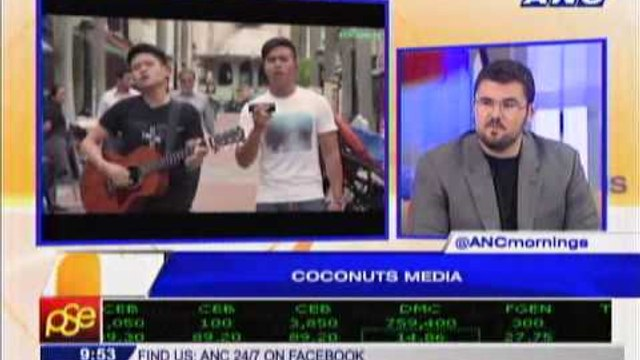 ABS-CBN inks partnership with Coconuts Media