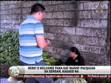 Pacquiao, uuwi na sa GenSan bukas