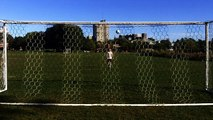 Zidane Skills Tutorial ★ Chip Shot Penalty  4 720p Ronaldo Messi Skill trick Goal