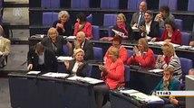 Lustiger Moment mit Karl Lauterbach (SPD)
