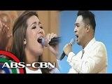 Kapamilya singers nagpaalab ng emosyon sa Papal visit