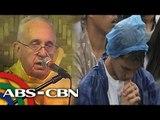 Pope Francis hanga sa pananampalataya ng mga Pinoy