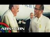 Pope Francis arrives to PH!