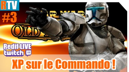 SWTOR - RUSSHHHH XP - Commando #3