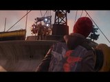 inFAMOUS: Second Son (PS4) - Gameplay Walkthrough Part 4: The Gauntlet [1080p HD] | Evil Karma