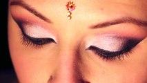 Maquillage festif : Bharati