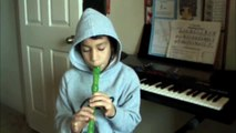 ALEXYS PLAY DIFFERENT INTRUMENT (GUITAR,PIANO,RECORDER)