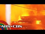 Fire razes houses in Tondo