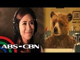 'The Glow' ni Sarah G, 'Paddington Bear ' ni Xian Lim