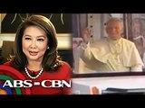 ABS-CBN coverage sa mga dating santo papa