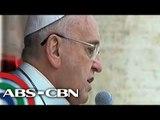 'Isapuso ang mensahe ni Pope Francis'