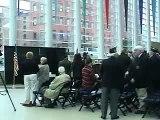 Veterans Day 03 Roc NY War Memorial Taps & Color Guard