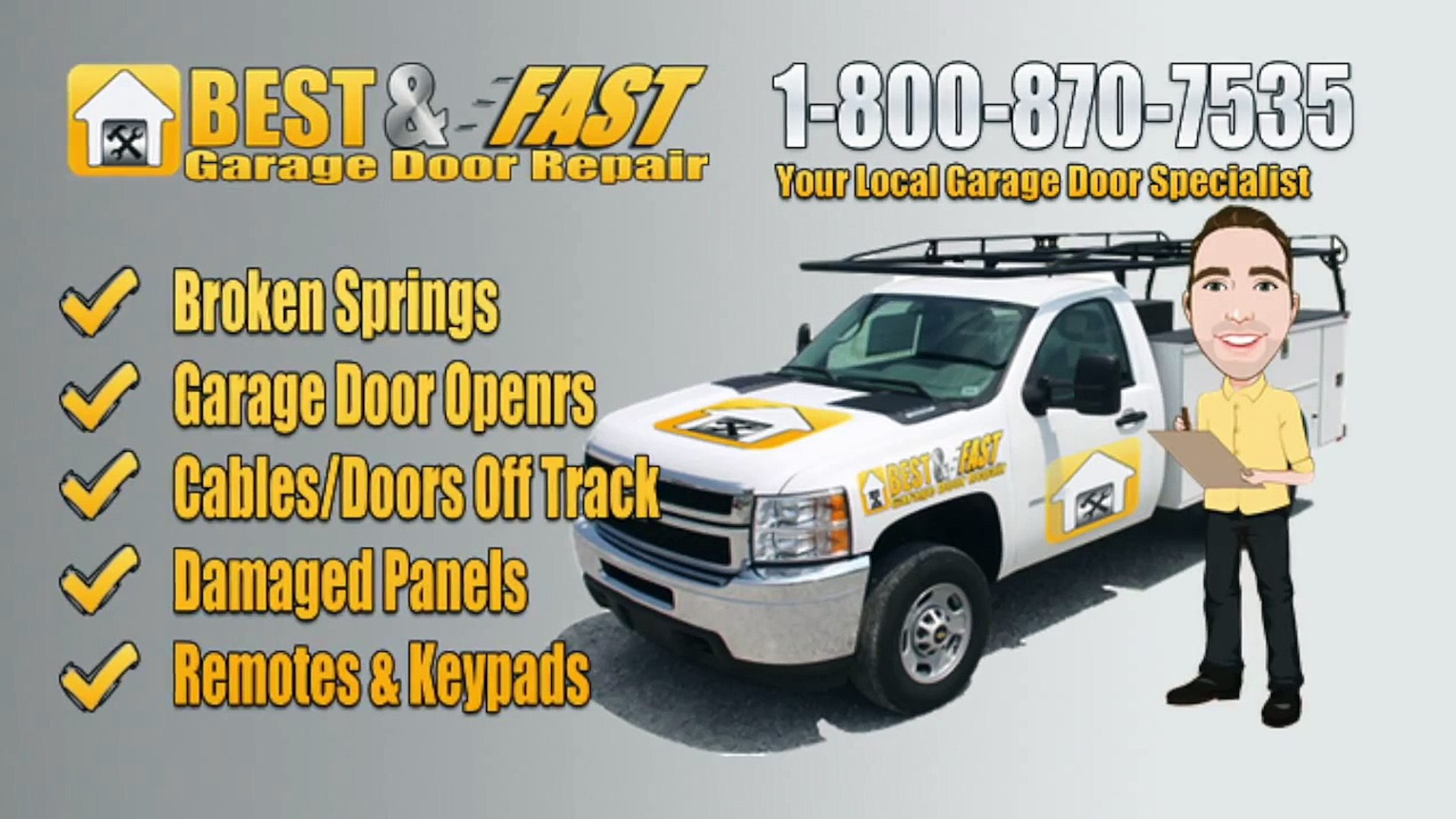 garage door repair corona