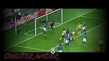 Los mejores goles de Cristiano Ronaldo / Lionel Messi / Nermar Jr. / Zlatan Ibrahimovic