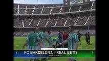 DuakOfficial  Fc Barcelona vs Real Betis . 2 - 0