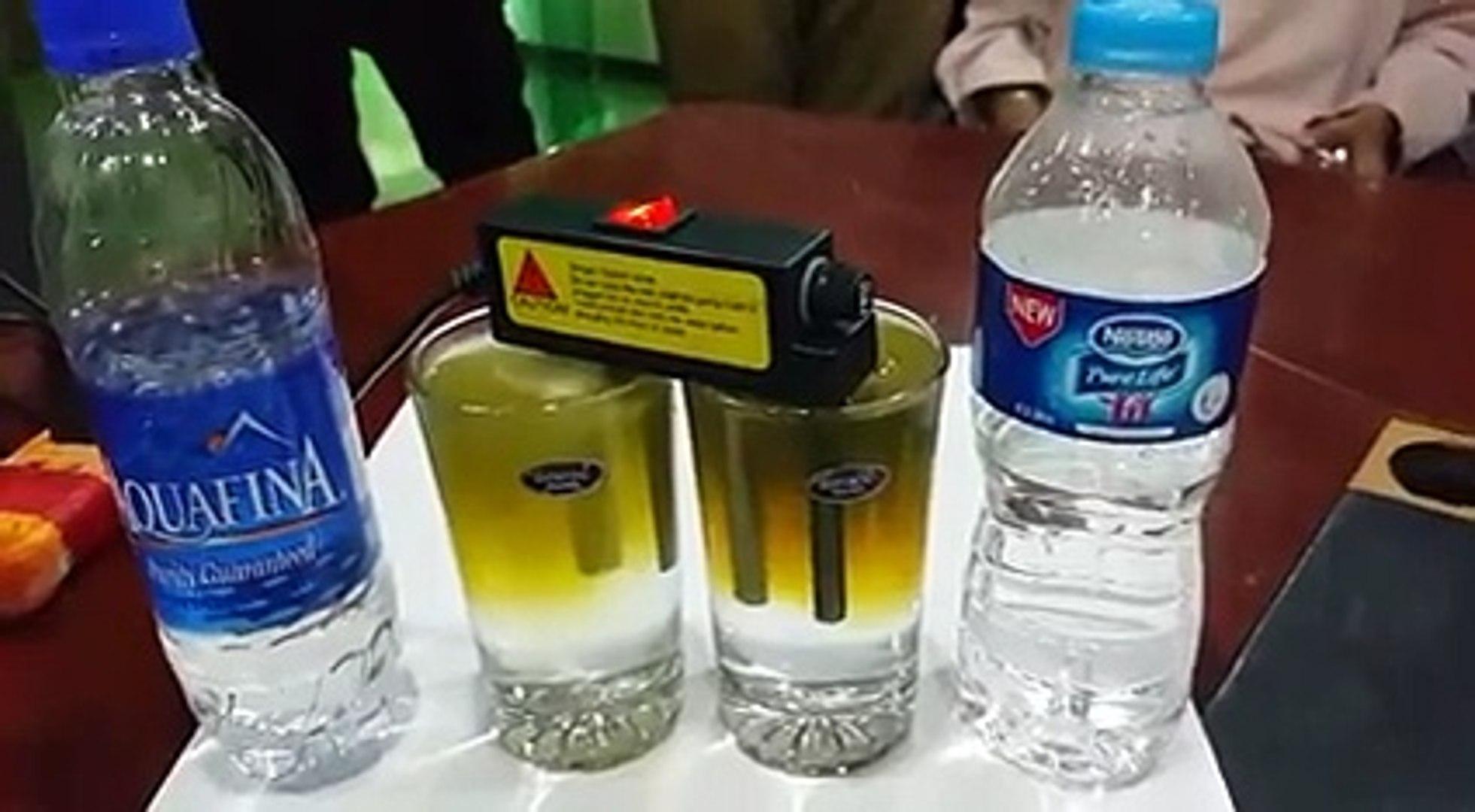 Pakistani Mineral Water, Aquafina & Nestle Controversy Exposed