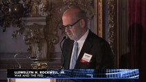 Lew Rockwell Talks War and the Fed