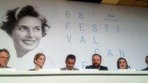 Colin Farell Press Conference Cannes 2015