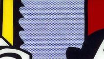 Roy Lichtenstein au Centre Georges Pompidou - Paris 2013