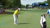 Webb Simpson in to Joint-lead at Wells Fargo as Rory McIlroy Moves up
