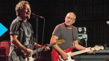 Eddie Vedder, Pete Townshend Lead 'Who' Jam Session