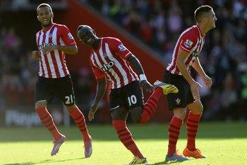 Southampton : Sadio Mané inscrit le triplé le plus rapide du championnat anglais