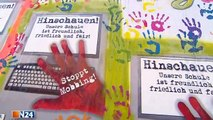 Mobbing im Internet - Anti-Mobbing-Tag in Schleswig-Holstein