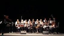 """Το Μουσικό Σχολείο Πειραιά παίζει Γιάννη Κωνσταντινίδη στην Ισπανία """"44 Παιδικά κομμάτια για πιάνο""""-Τσακώνικος etwinning El Ejido 20-04-15"""