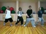 Routine Ragga Dancehall 2008