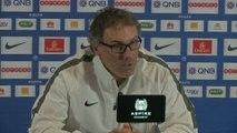 Foot - C1 - PSG : Blanc «Paris fait partie des huit meilleures équipes européennes»
