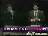 Bill Gates - Win 98 crash on live TV