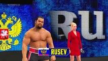 WWE 2K15 - Extreme Rules 2015 John Cena Vs Rusev United States Championship CRAZY MATCH HIGHLIGHTS!