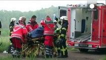 Germania, scotro treno-camion. Due morti e 20 feriti