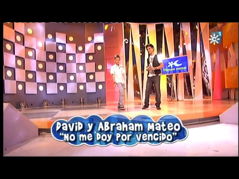 Abraham Mateo 12 Años Y David Parejo 10 Años Yo No Me Doy Por Vencido Luis Fonsi Video Dailymotion
