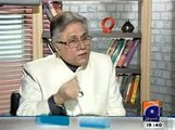 Hassan Nisar Bashes the FBR for not Naming the Culprits of Money Laundring- FBR Us Aurat Ki Tarah Jo Husband Ka Naam Nhi