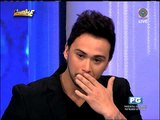 Billy Crawford turns emotional after apologizing to dad
