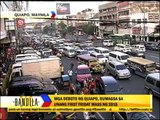 Beware of heavy traffic on Black Nazarene feast
