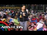 500 QC families spend first day of 2015 in evacuation center
