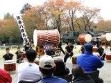 和太鼓演奏会21:熊本八特太鼓:SL太鼓