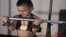 World strongest cute kid-GIULIANO STROE