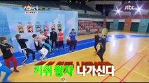 Andy and Shinhwa dancing to Sherlock