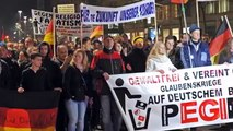 Germany protests Dresden marches against anti-Islamists Pegida: Breaking News