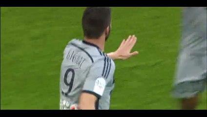 Goal Gignac – Lille 0-1 Marseille